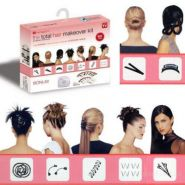 Набор заколок Hairagami (Хэагами) Total Make Over Kit оригинальный
