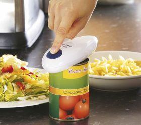 Электрический консервный нож One Touch Can Opener (Ван Тач Кен Опенер) оригинальный