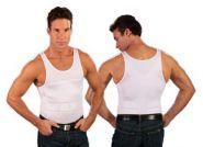 Утягивающая майка для мужчин Slim n Lif оригинальная (размеры: S, M, L)