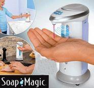 Мыльница сенсорная Sinbo Soap Magic (Соап Мэйджик) оригинальная