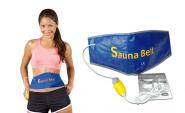 Термо-пояс для коррекции фигуры и похудения Sauna Belt (Сауна Белт) оригинальный
