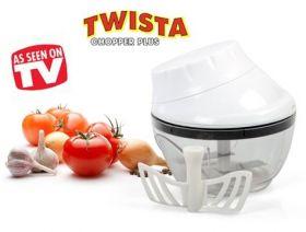Мини кухонный комбайн измельчитель Twista Plus (Твиста Плюс) оригинальный