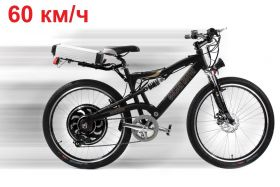 Электровелосипед Golden Motor Drive Turbo 1500 Вт 48В