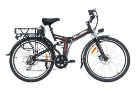 Электровелосипед Wellness Cross Rack 750 w